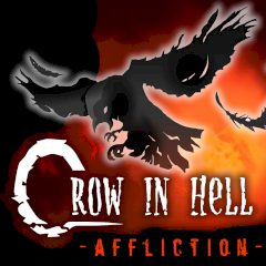 Crow in Hell. Affliction