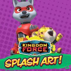 Kingdom Force Splash Art!