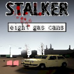 Stalker Eight Gas Cans