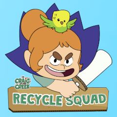 Craig of the Creek Recycle Squad