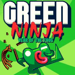 Green Ninja Year of the Frog
