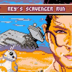 Rey's Scavenger Run