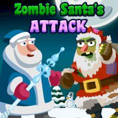 Zombie Santa's Attack