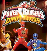 Power Rangers. Dinothunder