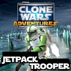 Clone Wars Adventures: Jetpack Trooper