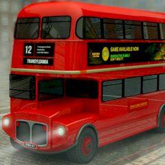 Double City Bus 3D Parking